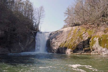 Elk River Falls in Banner Elk North Carolina photo