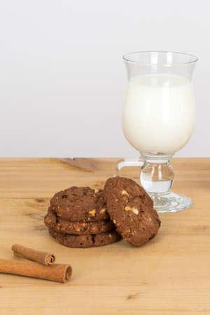 milk and cookies photo