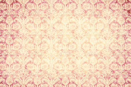 faded: background and structure made with photoshop with ornaments in faded lines Stock Photo