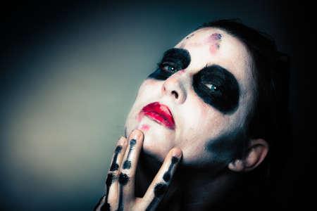 smeared hand: Nightmare