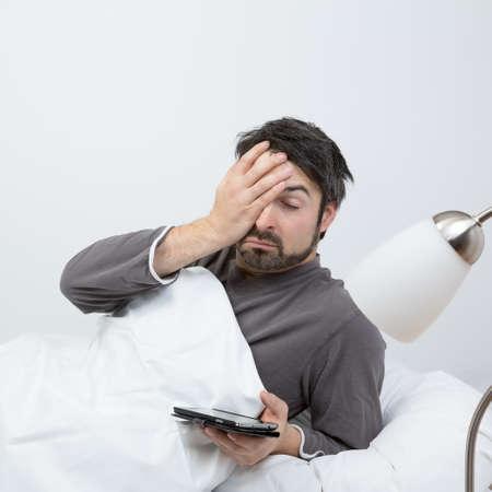 awakened: sleeptime - wake up Stock Photo