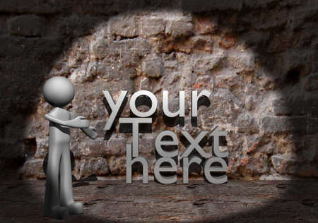 centering: your text here