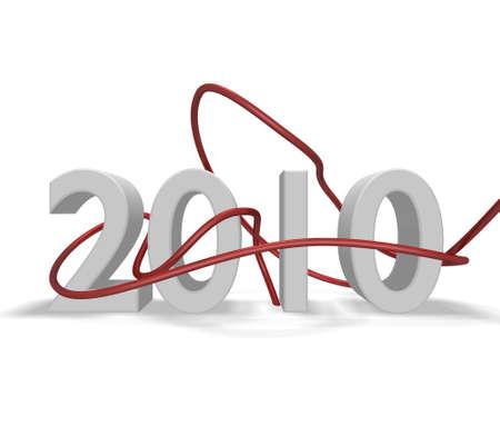 New Year 2010 photo
