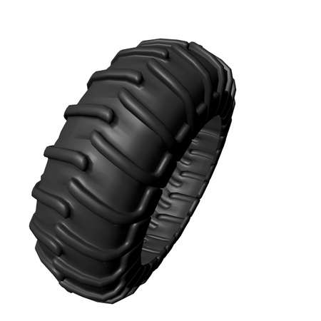 cleats: tractor tire