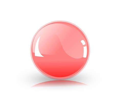 sphere button photo