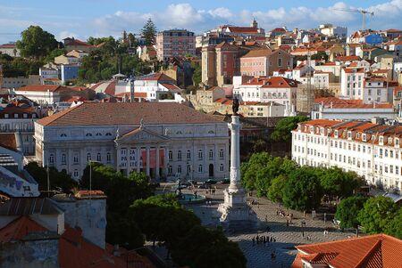 D. Maria II National Theatre, located in the Rossio Square, is one of Portugals most prestigious venues.
