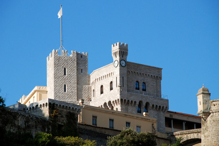 Princes Palace of Monaco. The Princes Palace of Monaco is the official residence of the Sovereign Prince of Monaco