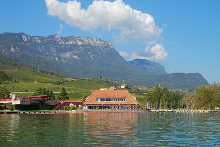 Lake Kaltern (Italian: Lago di Caldaro; German: Kalterer See) is a lake in the municipality of Kaltern in South Tyrol, Italy