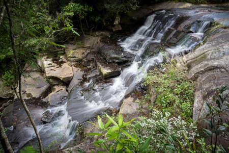 kradueng: Waterfall at Phu Kradueng.