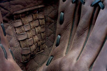 Baseball  Softball Glove Фото со стока