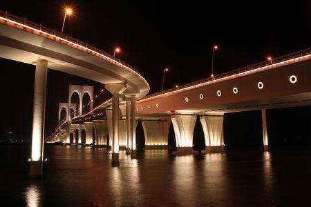 governor: Governor Nobre de Carvalho Bridge in Macau (China)