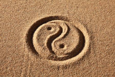 yin yang: Yin y Yang