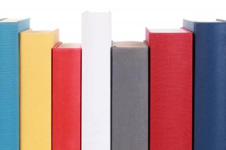 Bücher mit viel copyspace für Ihren eigenen Text