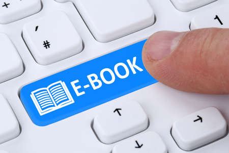 ordering: Ordering E-book Ebook download on internet computer keyboard icon symbol
