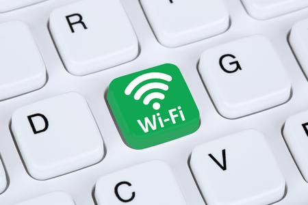 hotspot: Wi-Fi or WiFi hotspot connection internet network computer