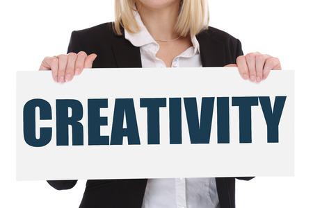 pensamiento creativo: Creativity creative imagine imagination thinking ideas success successful business concept inspiration