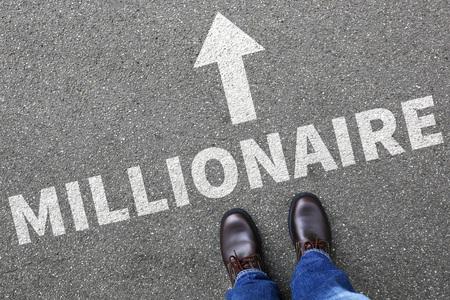 hombre millonario: hombre de negocios concepto millonario hombre de negocios rico riqueza �xito las finanzas exitosas de liderazgo