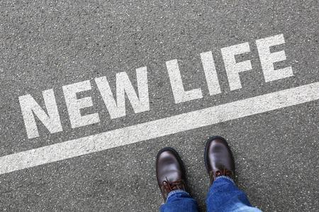 decide deciding: New life beginning beginnings future past goals success decision change decide