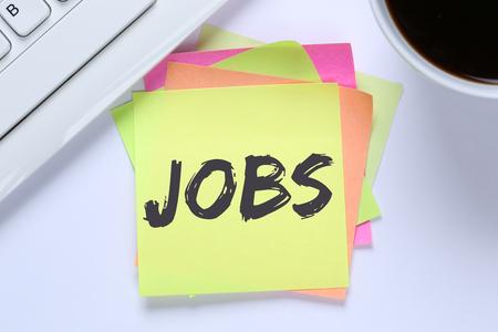 empleados trabajando: Jobs, job working recruitment employees office computer keyboard