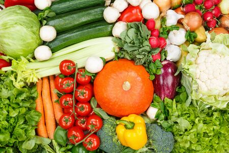 Vegetables collection food background tomatoes carrots potatoes fresh vegetable backgrounds