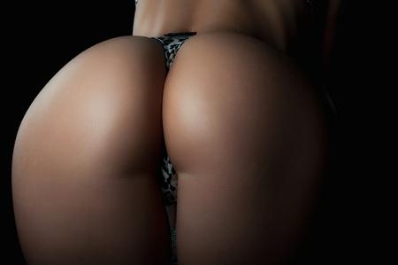 mujeres negras desnudas: Perfect nalgas sexy primer plano