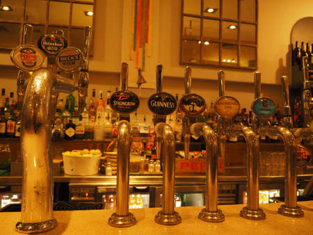 Beer Tap Bar Bristol