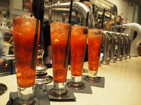 Jin Cocktail