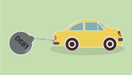 빚: 자동차 부채