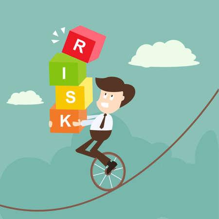 Business risks  Illustration