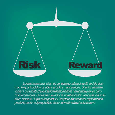 balance scale: La ponderaci�n de los riesgos y beneficios