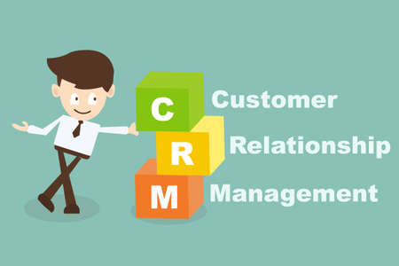 CMR concept - customer relationship Management