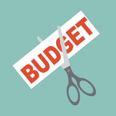 balanced budget: cutting budget