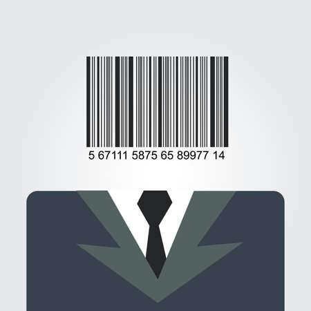 個人的なブランド - ブランド コンセプト  イラスト・ベクター素材