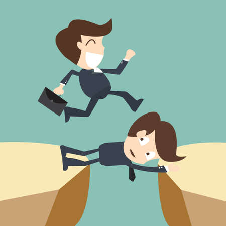 connexion: Concept of teamwork