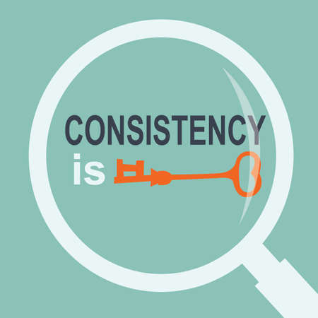 consistency: Consistency is key searching