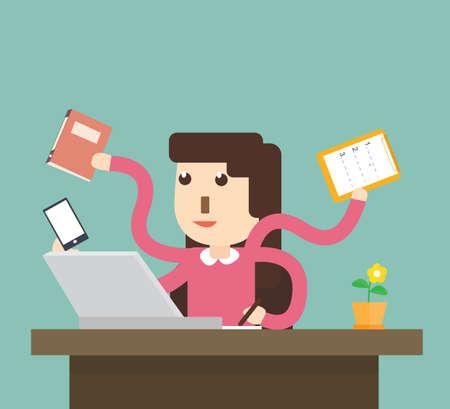 secretaria: Secretaria de la mujer trabajadora