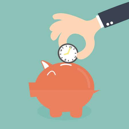 web security: Time Saving Into Piggy Bank
