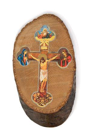 orthodox icon of the tree