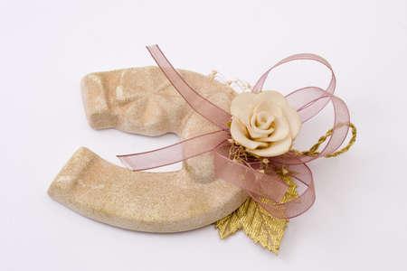 Horseshoe decoration photo