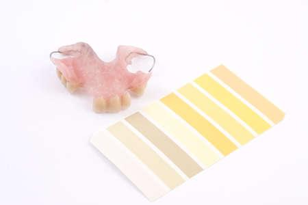 artificial denture