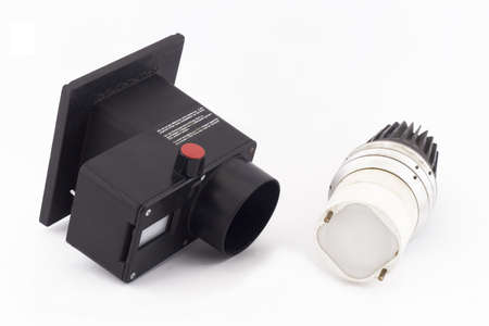 lens photography machine