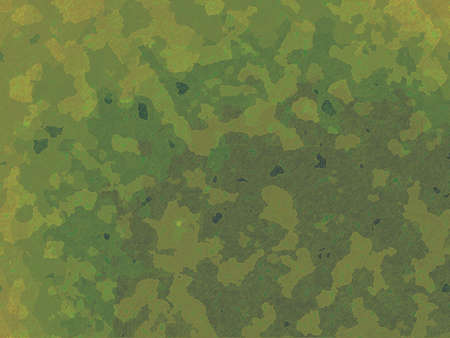Green Jungle British DPM Style Military Camouflage Effect Background