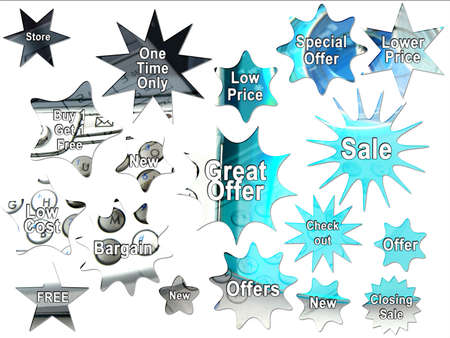 cds: PDA Mobile Cellphone and CDs Special Offer Stars and Shapes