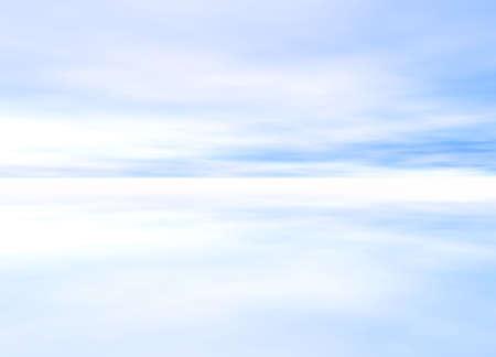 skyscape: 3d prestados Skyscape lejano horizonte