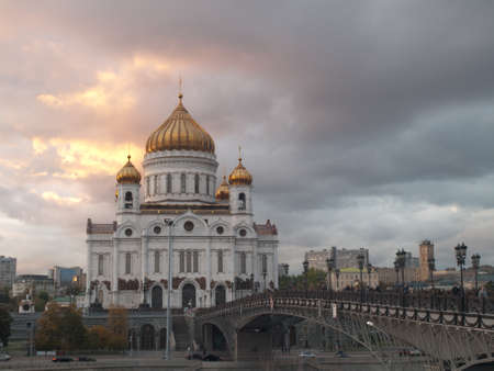 electroplating: Church of Christ the Redeemer Orthodox Christian, Moscow, Russia