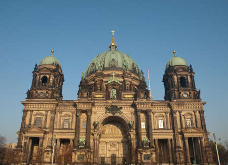 Supreme parish and collegiate church Berlin Germany Stock Photo - 13704439