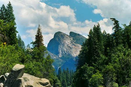 Yosemite National Park Stok Fotoğraf