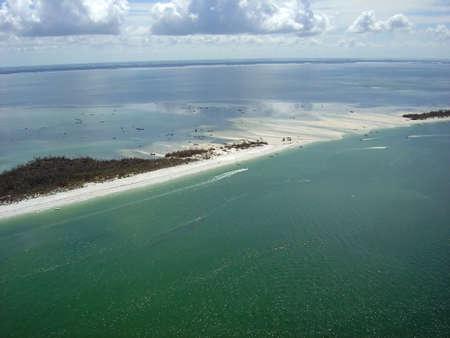 Aerial of Florida Stok Fotoğraf