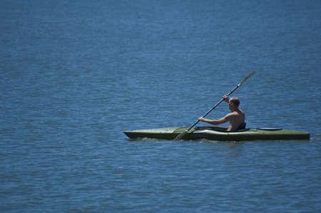 Kayack Stok Fotoğraf - 2934571