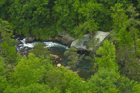 Small River Rapids